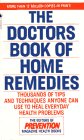 Doctors Books of Home Remedies